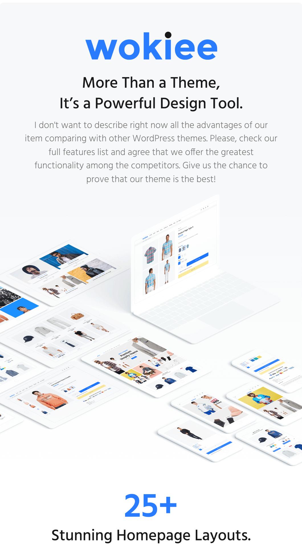 Wokiee - Multipurpose WooCommerce WordPress Theme - 5