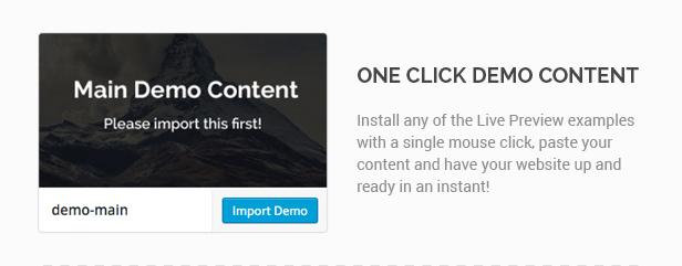 Waxom - Clean & Universal WordPress Theme - 5