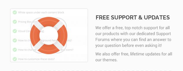 Waxom - Clean & Universal WordPress Theme - 12