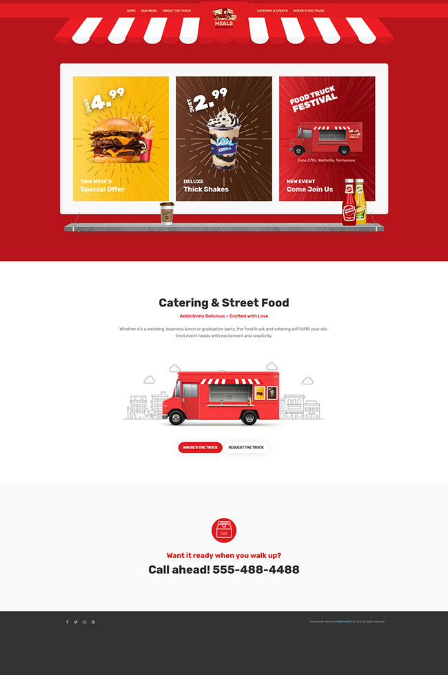 Lafka - WooCommerce Theme for Burger & Pizza Delivery - 11