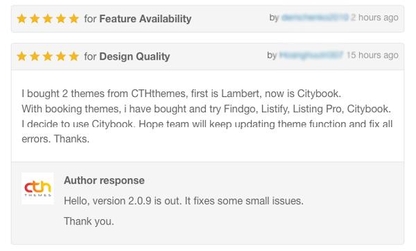 CityBook - Directory & Listing WordPress Theme - 6