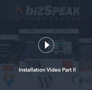 bizspeak installation