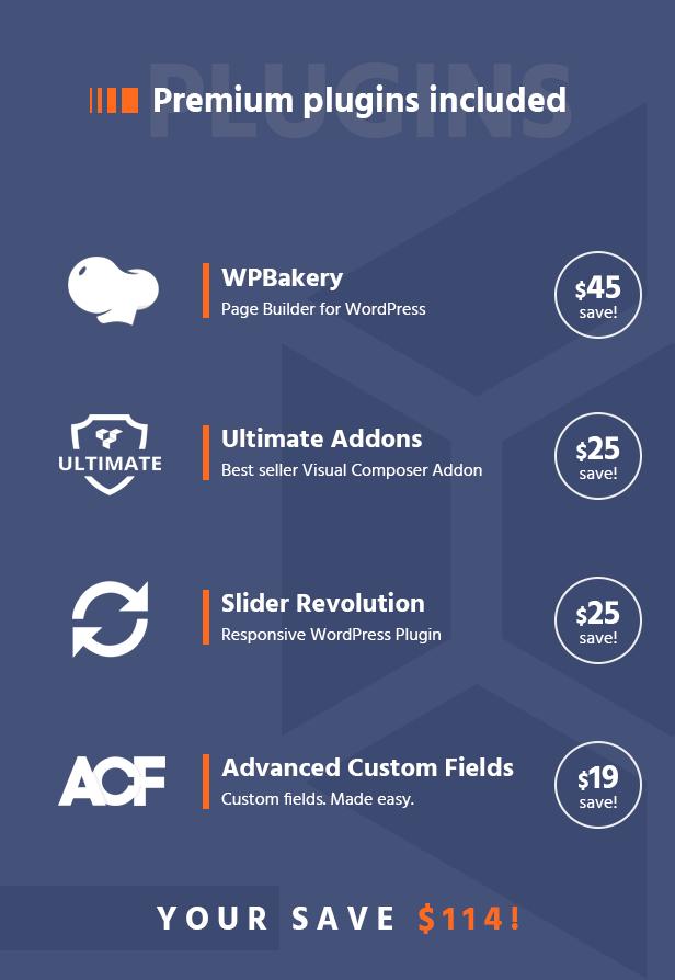 Adamas WordPress Theme