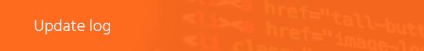 Adamas WordPress Theme Changelog