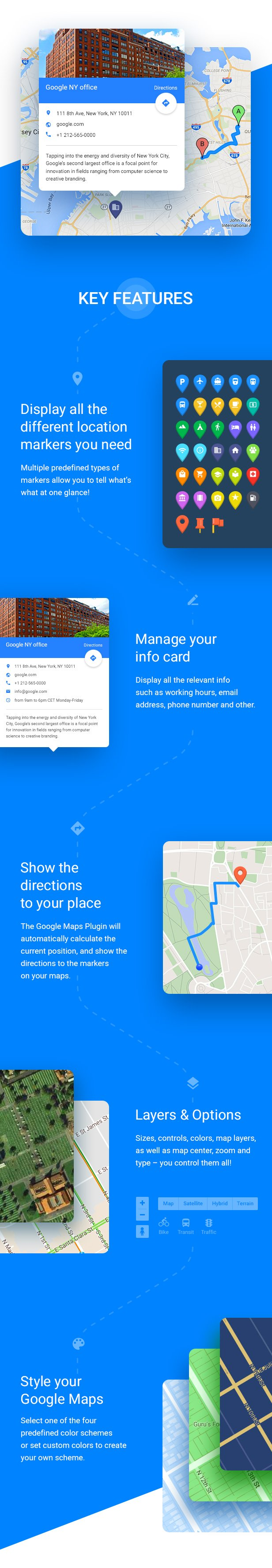 Google Maps - WordPress Map Plugin - 3