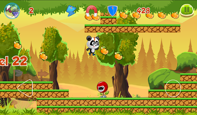 Panda Run Fruits Buildbox BBDOC 64bit - 2