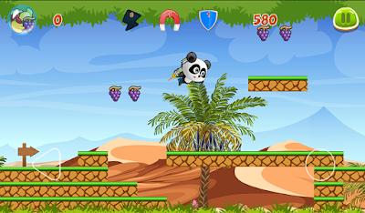 Panda Run Fruits Buildbox BBDOC 64bit - 3