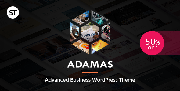 Photo of [Download] Adamas – Advanced Business WordPress Theme
