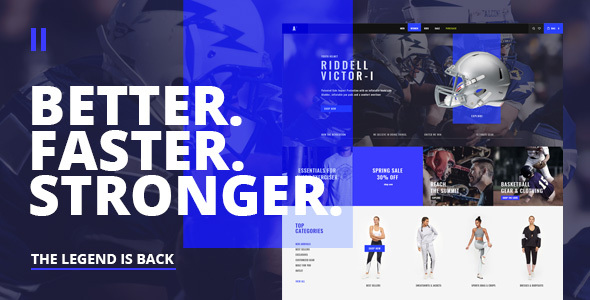 Photo of [Download] Athlete2 – Strong Magento 2 Theme