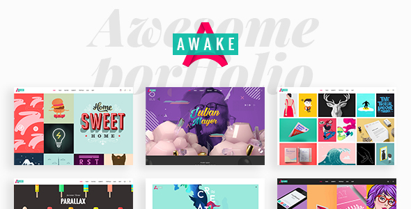 Photo of [Download] Awake – Creative Portfolio Theme