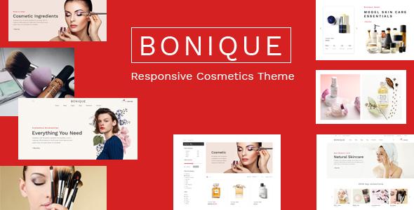 Photo of [Download] Bonique – Beauty & Cosmetic Prestashop Theme