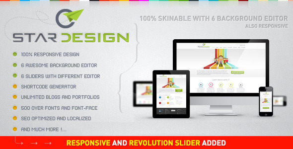 Photo of [Download] CStar Design WordPress Theme