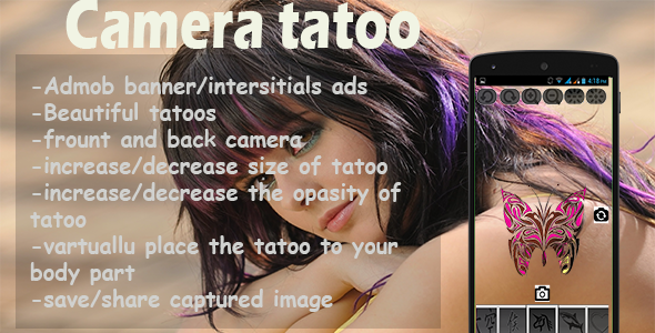 Photo of [Download] Camera Tattoo