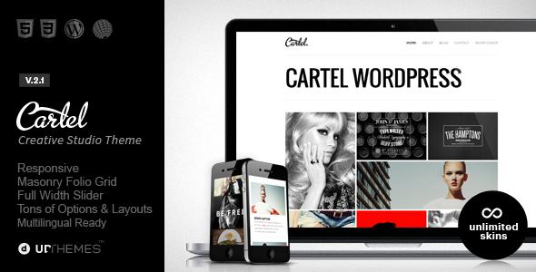 Photo of [Download] Cartel – Responsive Portfolio WordPress Theme