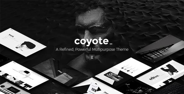 Photo of [Download] Coyote – Multipurpose WordPress Theme