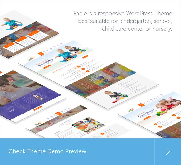 kindergarten, primary school, kids, children, education WordPress Theme