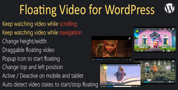Photo of [Download] Floating Video for WordPress