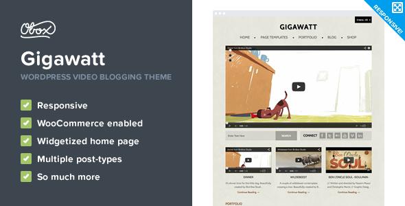 Photo of [Download] Gigawatt – WordPress Video Theme