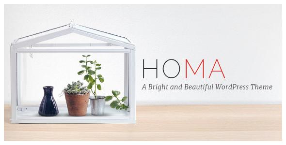 Photo of [Download] Homa – Elegant WordPress Theme