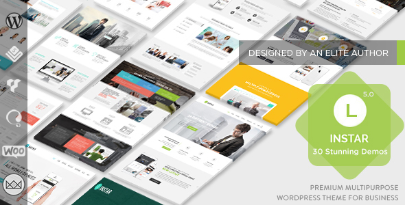 Photo of [Download] Linstar – MultiPurpose WordPress Theme