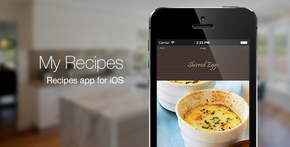 Photo of [Download] My Recipes – Recipe App for iOS App Source Code