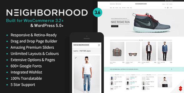 Photo of [Download] Neighborhood – Responsive Multi-Purpose Shop Theme