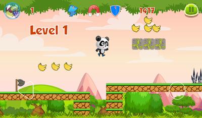 Panda Run Fruits Buildbox BBDOC 64bit - 1