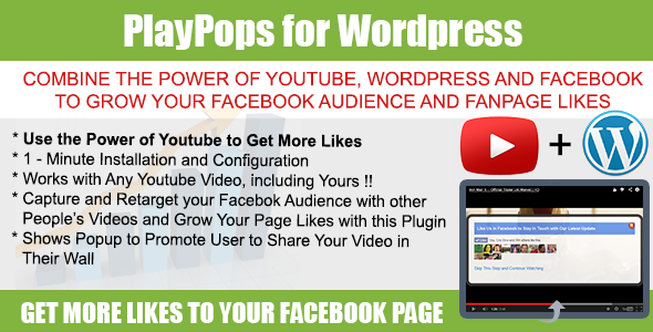 Photo of [Download] PlayPops for Wordpress