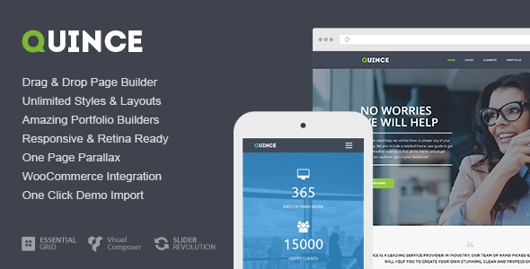 Photo of [Download] Quince – Modern Business Theme