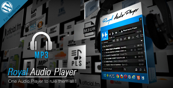 Photo of [Download] Royal Audio Player Wordpress Plugin