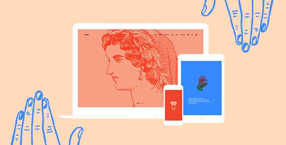 Photo of [Download] Smiltė – Simple Portfolio WordPress Theme