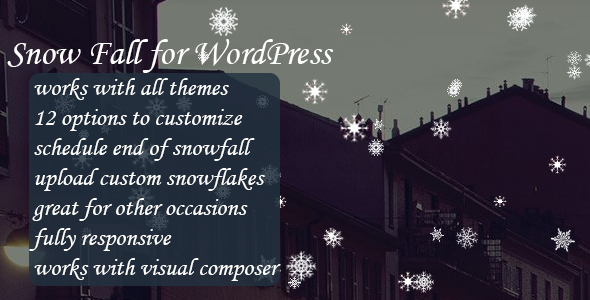 Photo of [Download] SnowFall for WordPress