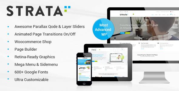 Photo of [Download] Strata – Professional Multi-Purpose Theme
