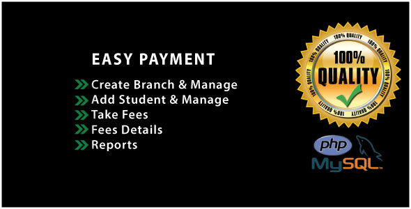 Photo of [Download] Student Payment System With Full Project & Source Code PHP new