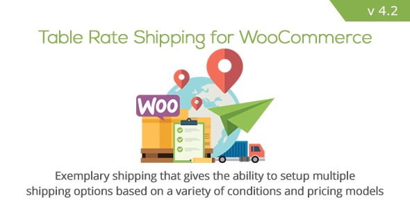 Photo of [Download] Table Rate Shipping for WooCommerce