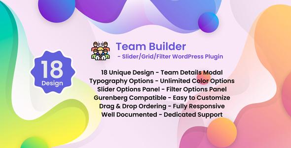 Photo of [Download] Team WordPress Plugin