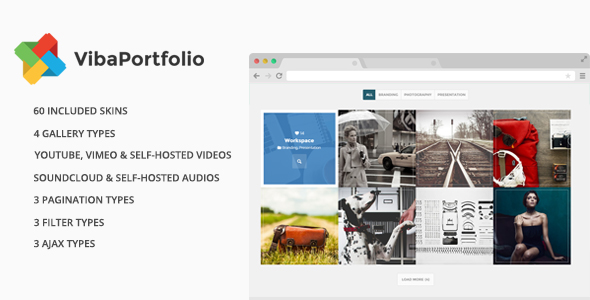 Photo of [Download] Viba Portfolio – WordPress Plugin