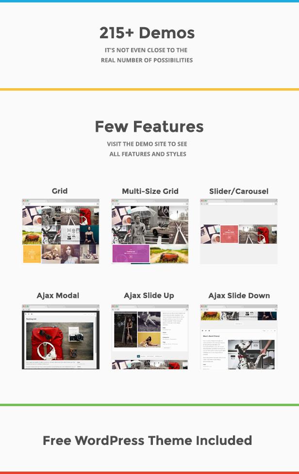 Viba Portfolio - WordPress Plugin - 1