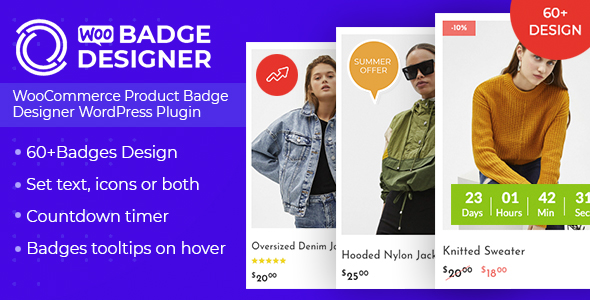 Photo of [Download] Woo Badge Designer