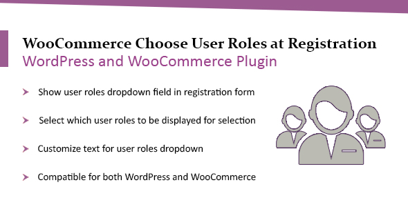 Photo of [Download] WooCommerce WordPress Choose User Roles at Registration Plugin