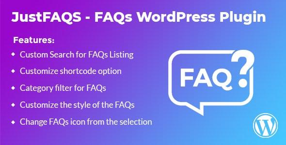 Photo of [Download] WordPress FAQ Plugin