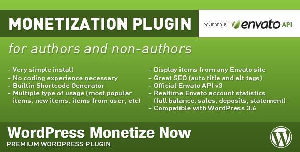 Photo of [Download] WordPress Monetize Now