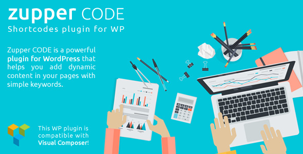 Photo of [Download] Zupper code plugin – shorcodes pack for your WordPress themes