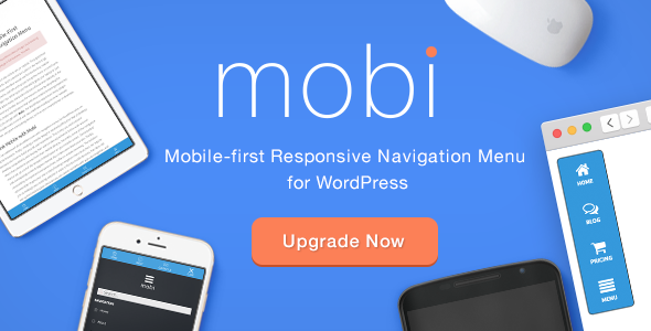 Photo of [Download] mobi | Mobile First WordPress Responsive Navigation Menu Plugin
