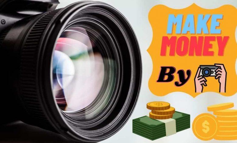 make money by photos
