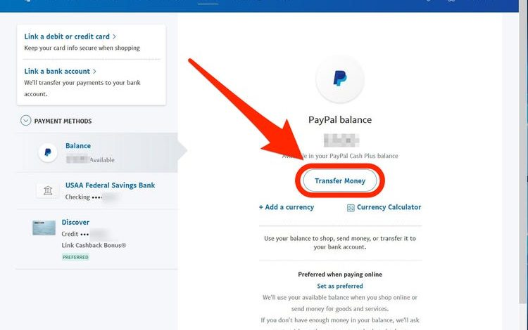 how long does paypal take to send money